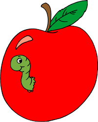 apple&worm