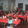 Christmas party, church, English speaking, Panama City, Panama, be a bridge, make a difference